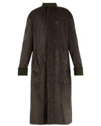 Haider Ackermann - Single-breasted Velvet Coat - Lyst