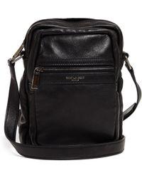 Saint Laurent - Brad Leather Cross Body Bag - Lyst