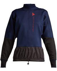 adidas By Stella McCartney - Training Contrast-panel Performance Jacket - Lyst