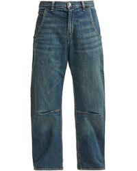 Nili Lotan - Emerson Boyfriend Jeans - Lyst