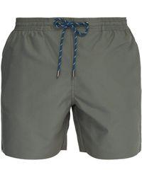 Marané Classic Bonded Seam Swim Shorts - Green