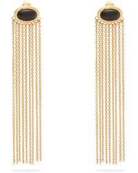 Aurelie Bidermann - Medusa Leather Bracelet - Lyst