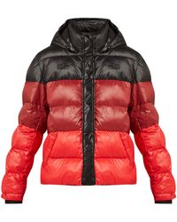 Proenza Schouler - Striped Quilted Down-filled Jacket - Lyst