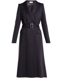 Gabriela Hearst - Joaquin Double Breasted Cashmere Coat - Lyst