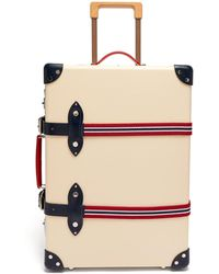 """Globe-Trotter - St. Moritz 20"""" Carry On Suitcase - Lyst"""