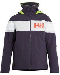 Helly Hansen - Salt Flag Hooded Jacket - Lyst