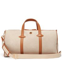 Paravel Main Line Canvas Holdall - Multicolor