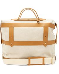 Paravel Weekender Canvas Holdall - Multicolour
