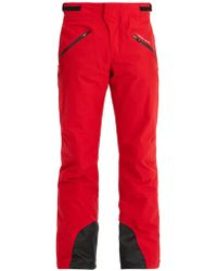 Perfect Moment | Chamonix Straight-leg Ski Trousers | Lyst