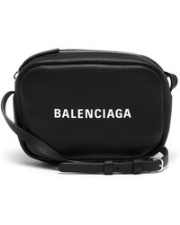 Balenciaga Everyday Camera Bag Xs - Black