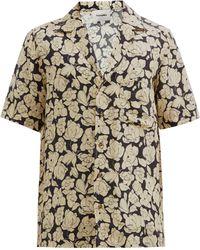 Nanushka ヴェンチ フローラル クレープシャツ - マルチカラー