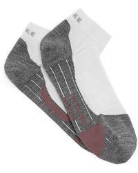 Falke - Ru4 Cushion Trainer Socks - Lyst