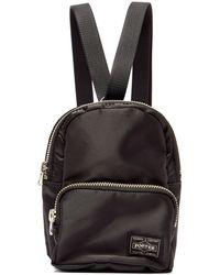 Porter Howl Mini Nylon-twill Backpack - Black