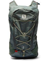 Salomon Agile 12 Technical Backpack - Green