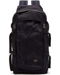Porter - X Airweave Canvas Backpack - Lyst