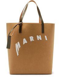Marni - セルロース トートバッグ - Lyst