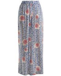 Weekend by Maxmara - Taddeo Trousers - Lyst