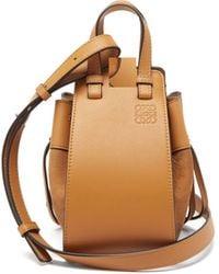 Loewe Hammock Mini Leather Bag - Multicolour