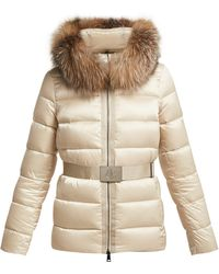 Moncler - Tatie Quilted Down Jacket - Lyst