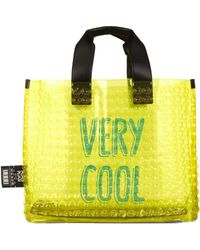 Pleats Please Issey Miyake - Puchi Puchi Very Cool Bubble Tote - Lyst