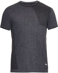 Brandblack - Short-sleeved Performance Top - Lyst