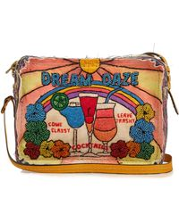 Sarah's Bag - Dream Daze Bead Embellished Cross-Body Bag - Lyst