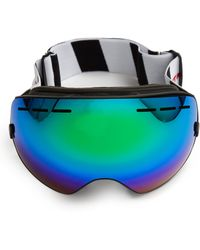 Perfect Moment Interchangeable-lens Ski Goggles - Green