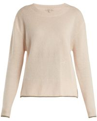 Morgan Lane - Charlee Cashmere Sweater - Lyst