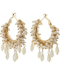 Rosantica By Michela Panero - Pascoli Pearl Earrings - Lyst
