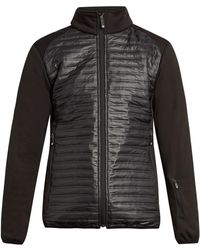 Lacroix - High-neck Quilted Jacket - Lyst