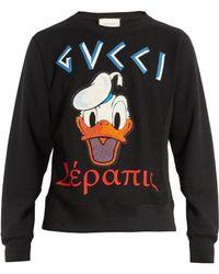 9c36fb92 Men's Gucci Donald Duck - Men's Gucci Donald Duck Collection - Lyst