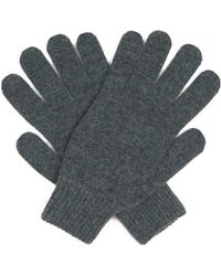 Paul Smith - Cashmere Knit Gloves - Lyst