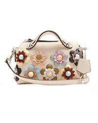 Fendi - By The Way Mini Flowerland Cross-body Bag - Lyst