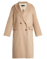JOSEPH - Kino Double-breasted Cashmere Coat - Lyst