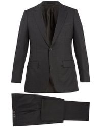 Kilgour - Single-breasted Wool-blend Suit - Lyst