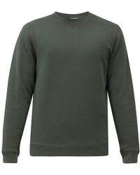 Sunspel - コットンループバックスウェットシャツ - Lyst
