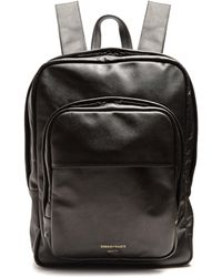Common Projects - Saffiano Leather Backpack - Lyst