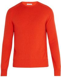 Tomas Maier - Cashmere Knitted Sweater - Lyst