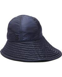 Maison Michel - Julianne Bucket Hat - Lyst