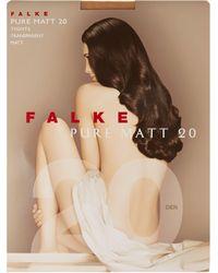 Falke Bas autofixants Invisible Deluxe 8 - Neutre