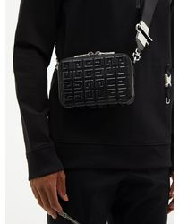Givenchy アンティゴナ U レザーバッグ - ブラック