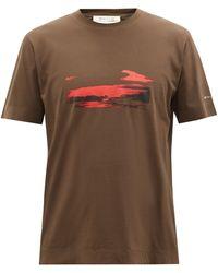 1017 ALYX 9SM インフラレッド コットンtシャツ - ブラウン