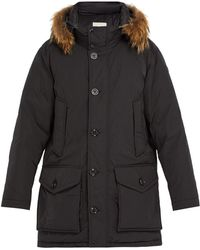 Moncler River Down Parka - Black