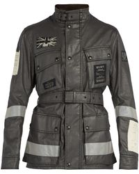 Belstaff - Trialmaster Waxed Cotton Jacket - Lyst