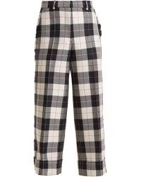 Thom Browne - Pantalon ample Sack - Lyst