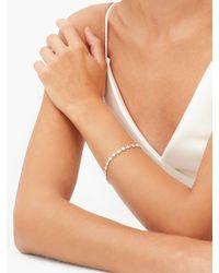 Jade Trau Penelope Diamond & 18kt Gold Bracelet - Metallic