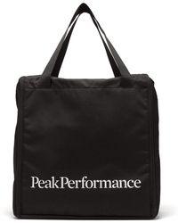 Peak Performance - Sac pour chaussures de ski à imprimé logo - Lyst