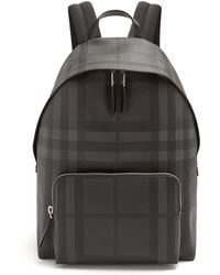 Burberry | Abberdale House-checked Backpack | Lyst