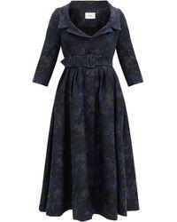 Erdem - メリル フローラルジャカードドレス - Lyst