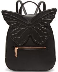 Sophia Webster - Kiko Butterfly-appliqué Leather Backpack - Lyst